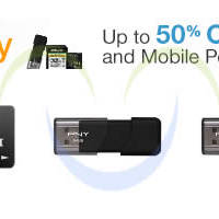 Read more about PNY Up To 50% OFF Flash Memory, USB Drives & More 24hr Promo 18 - 19 Nov 2014