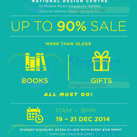 Read more about Page One Pop Up Sale 19 - 21 Dec 2014