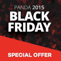 Panda Security Up To 50% Off Black Friday Promo 28 - 30 Nov 2014