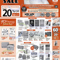 Popular IMM Relocation Sale 21 - 30 Nov 2014