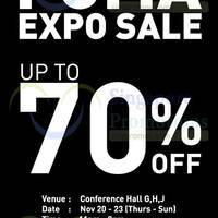 Read more about Puma Expo Sale 20 - 23 Nov 2014