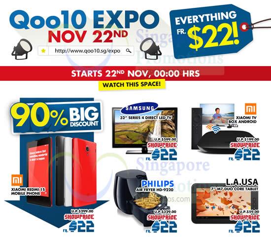 Qoo10 14 Nov 2014
