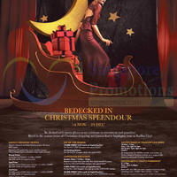 Read more about Raffles City Christmas Splendour Promotions & Activities 14 Nov - 25 Dec 2014