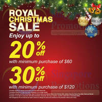 Read more about Royal Sporting House & Stadium Up To 30% Off 20 Nov - 25 Dec 2014