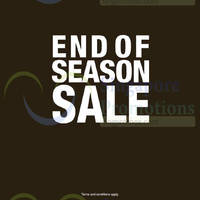 Samsonite End of Season Sale 27 Nov 2014