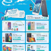 Read more about Samsung Smartphones & Tablets No Contract Offers 22 Nov 2014