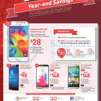 Read more about Singtel Smartphones, Tablets, Broadband & Mio TV Offers 15 - 21 Nov 2014