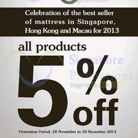 Read more about Sea Horse 5% OFF Storewide Promo 18 - 30 Nov 2014