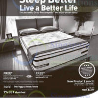 Read more about Sealy Posturepedic New Evergreen Mattress 21 Nov 2014