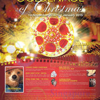 Shaw House Goldenage of Christmas Promotions 14 Nov 2014 - 1 Jan 2015