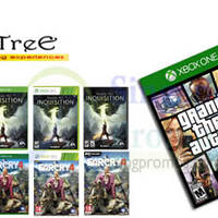 ShopiTree 8% Off PC, Xbox & Wii Games Storewide 1-Day Coupon Code 24 Nov 2014