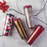Starbucks 20% Off Christmas Merchandise For Gold Members 25 - 30 Nov 2014