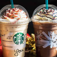 Starbucks 12 Days of Christmas Gifting (1 For 1, $5 Off & More) 1 - 12 Dec 2014
