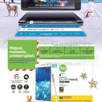 Read more about Starhub Smartphones, Tablets, Cable TV & Broadband Offers 22 - 26 Nov 2014