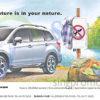 Read more about Subaru Forester Offer 29 Nov 2014