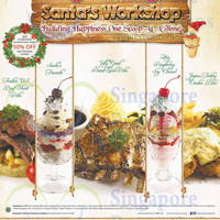 Read more about Swensen's Christmas Sundaes 50% Off For ANZ Cardmembers 7 Nov - 31 Dec 2014