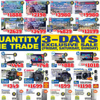 Audio House Electronics, TV, Notebooks & Appliances Offers @ Liang Court 21 - 23 Nov 2014
