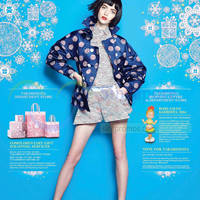 Takashimaya Christmas Promotions 21 Nov - 25 Dec 2014
