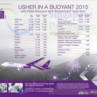 Read more about Thai Airways Promo Air Fares 16 Nov 2014 - 30 Jan 2015