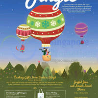 Read more about The Seletar Mall Christmas Promotions & Activities 28 Nov - 28 Dec 2014