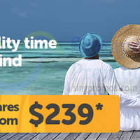 Read more about Tigerair Great Beach Destinations From $239 (all-in round trip) 17 - 23 Nov 2014