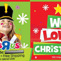 "Read more about Toys ""R"" Us $20 OFF Coupon Code 14 - 21 Nov 2014"