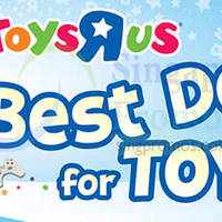 "Toys ""R"" Us 8% OFF 1-Day Coupon Code 22 Nov 2014"
