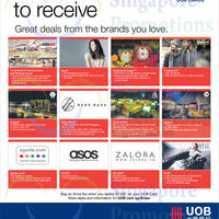 UOB Cards Christmas Promotions & Offers 21 Nov 2014