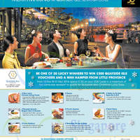 Read more about UOB Dining Privileges @ Quayside Isle Sentosa Cove 13 Nov 2014