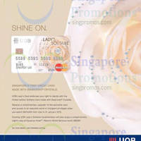 Read more about UOB New Lady's Solitaire Swarovski Crystal Card 28 Nov 2014