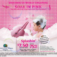 Read more about Underwater World Up To 75% Off Admission Tickets 10 Nov 2014 - 1 Jan 2015
