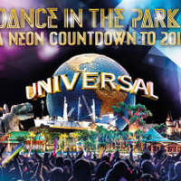 Universal Studios Dance in the Park Countdown To 2015 Early Bird Tickets 28 - 30 Nov 2014