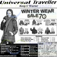 Read more about Universal Traveller Winter Wear Roadshow @ Changi City Point 3 - 14 Nov 2014