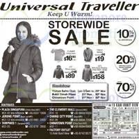 Universal Traveller Roadshow @ Chinatown Point 21 - 30 Nov 2014