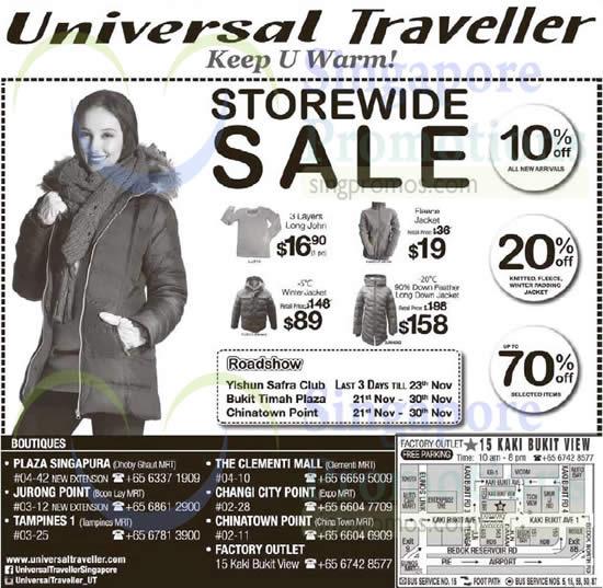 Universal Traveller 21 Nov 2014