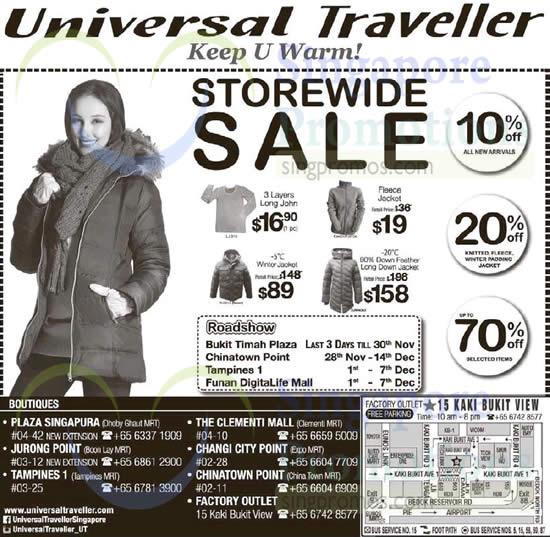 Universal Traveller 28 Nov 2014