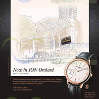 "Read more about Vacheron Constantin ""The Sound of Time"" Exhibition @ ION Orchard 8 - 16 Nov 2014"