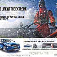 Read more about Volvo Ocean Race XC60 Features & Offer 22 Nov 2014