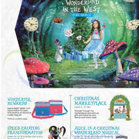 Read more about West Coast Plaza Whimsical Christmas Promotions 21 Nov - 28 Dec 2014