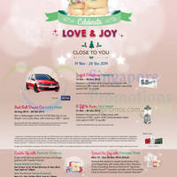 West Mall Forever Friends Promotions & Activities 14 Nov - 28 Dec 2014