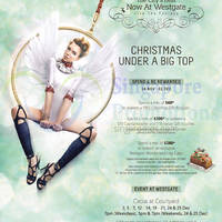 Read more about Westgate Christmas Promotions & Activities 14 Nov - 31 Dec 2014