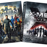 Read more about X-Men 68% Off Days of Future Past & Wolverine Blu-Ray Collection 24hr Promo 15 - 16 Nov 2014