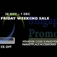 Zalora Marketplace Black Friday Promotion & Additional 15% Off Coupon Code 28 Nov - 1 Dec 2014