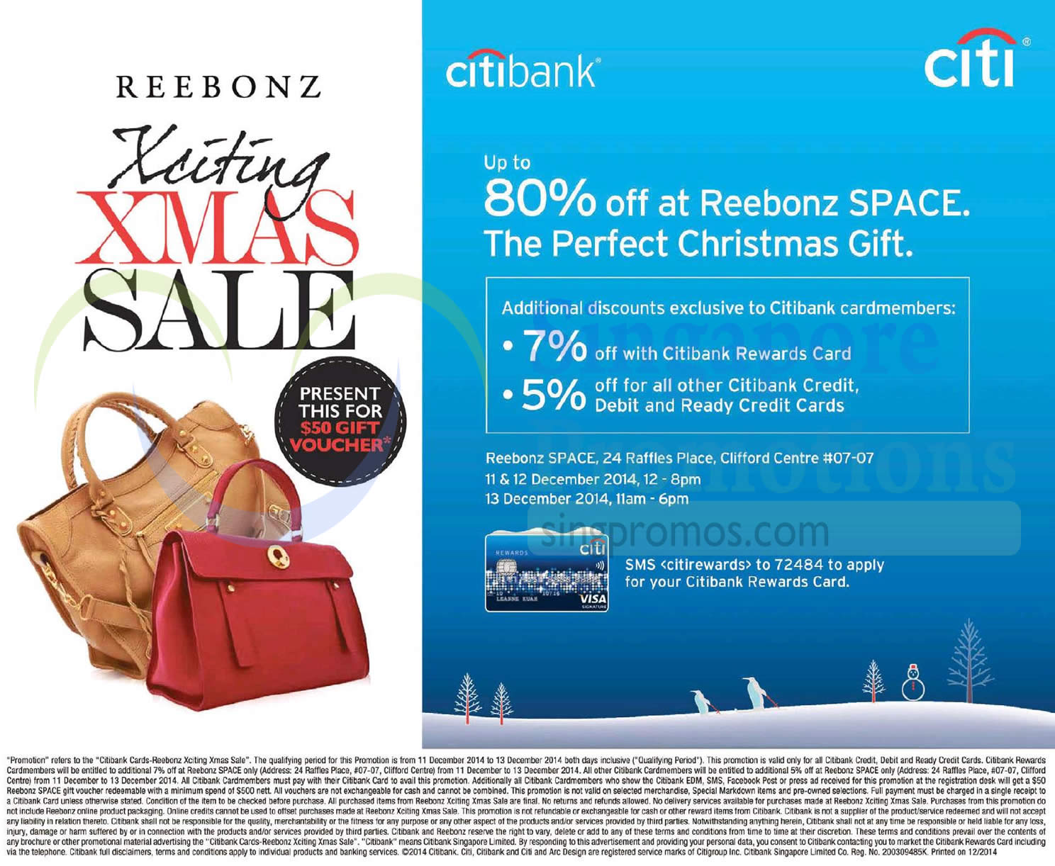 11 Dec Citibank Terms and Conditions