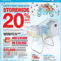 Read more about OG 20% OFF Storewide Joy of Giving Promo 24 Dec 2014 - 4 Jan 2015