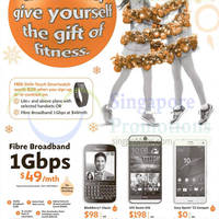 M1 Smartphones, Tablets & Home/Mobile Broadband Offers 20 - 26 Dec 2014