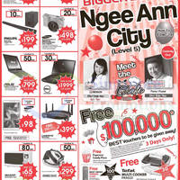 Read more about Best Denki Ngee Ann City Celebration Offers 5 - 8 Dec 2014