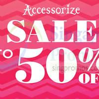 Accessorize SALE 23 Dec 2014