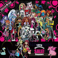 Read more about Action Toyz Toys Warehouse Sale (Selected Days) 11 - 24 Dec 2014