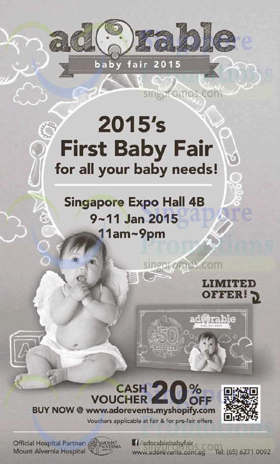 Adorable Baby Fair 21 Dec 2014